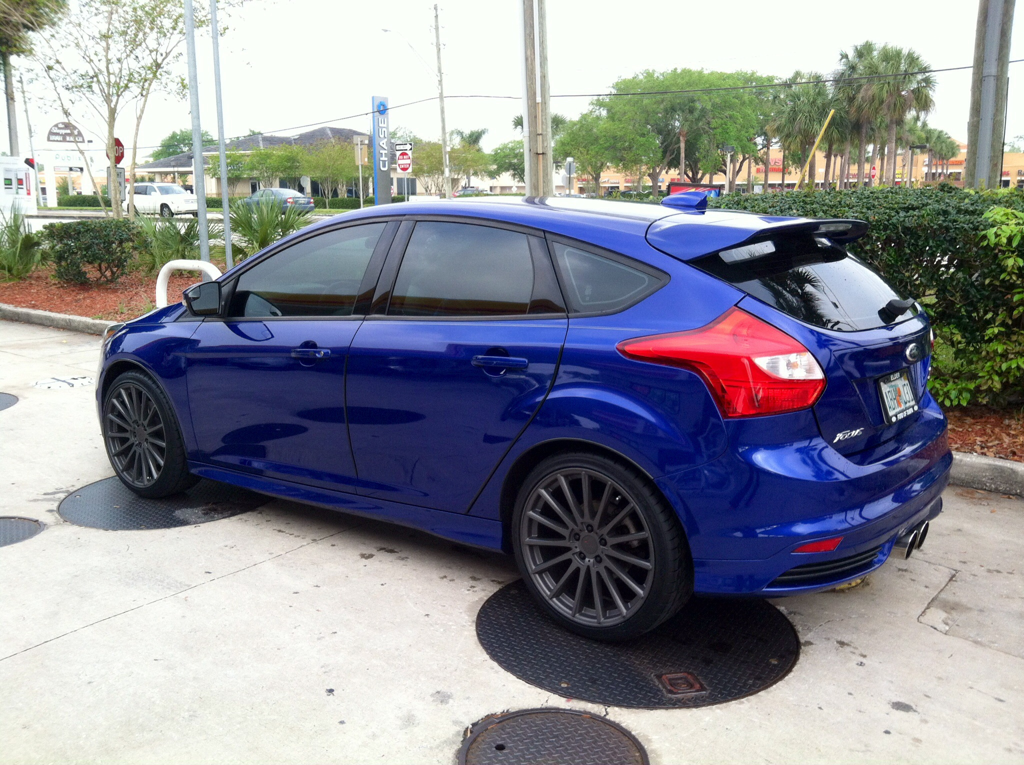 Focus St Tune >> TSW Chicane 19x8.5 - Page 3