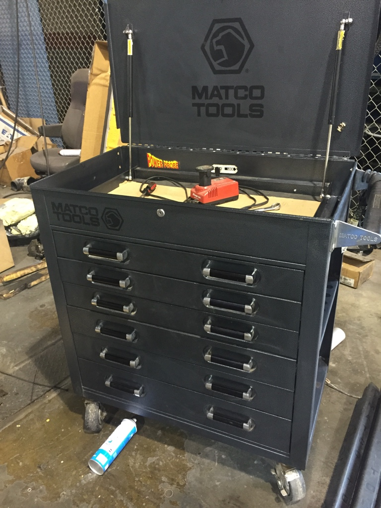 Fs Matco Full Drawer Service Cart