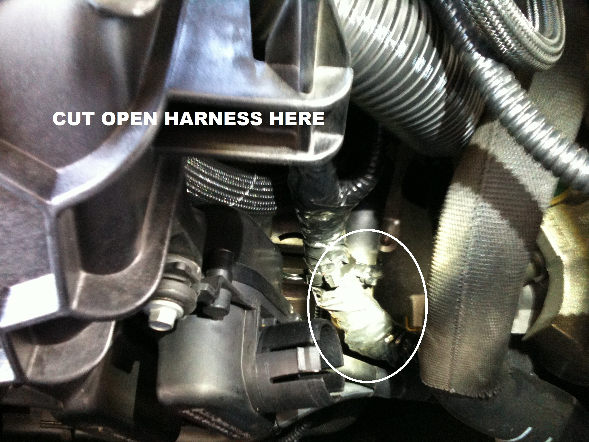 Engine Stalling Solution Do It Yourself Fix Where Is The Wiring Harness Located Name Img 0003 Views 31578 Size 107 Mb