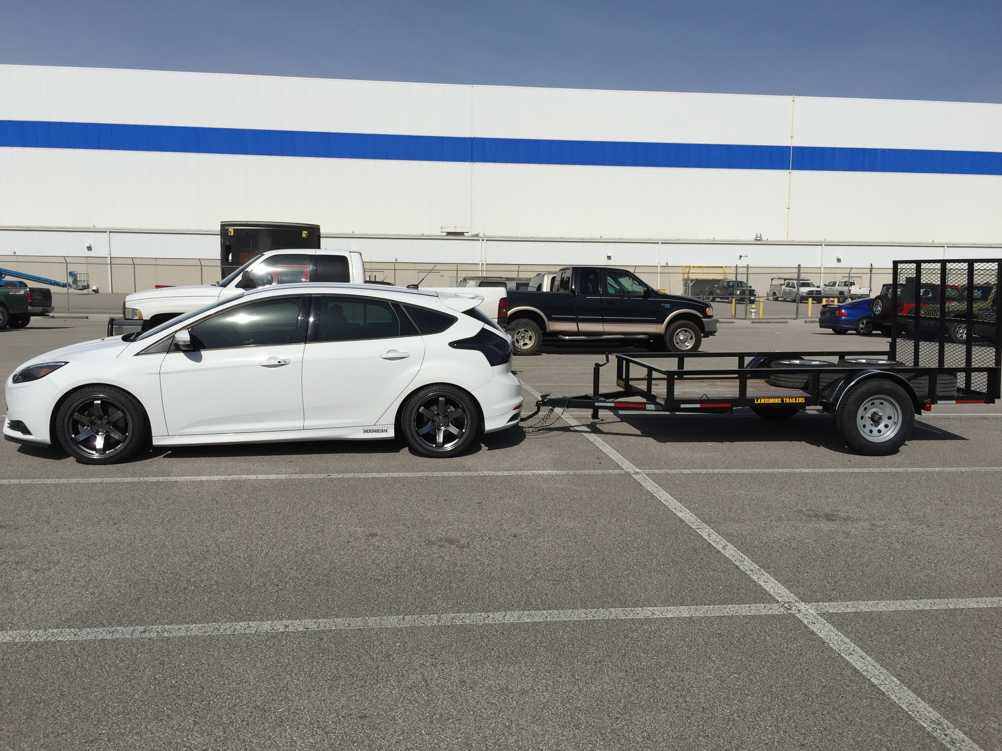 Focus St Towing >> Towing A 16 Boat Page 2
