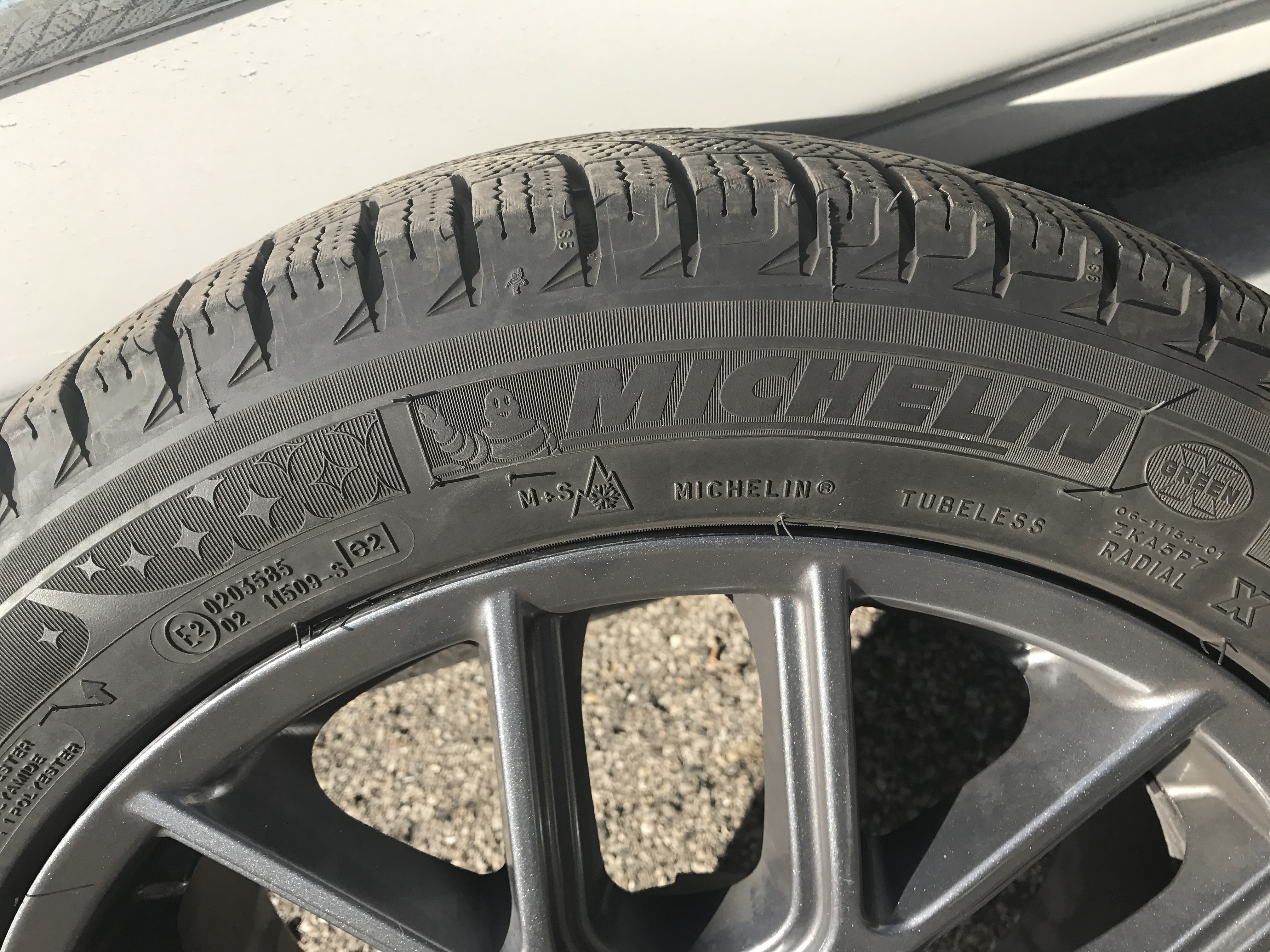 Dating michelin tires