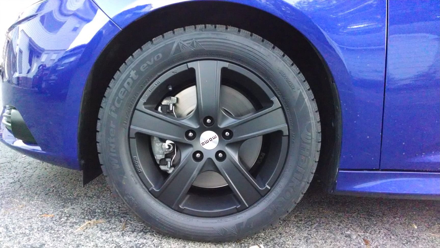 """What Tires Fit My Car >> 16"""" Winter Setup (Discount Tire)"""