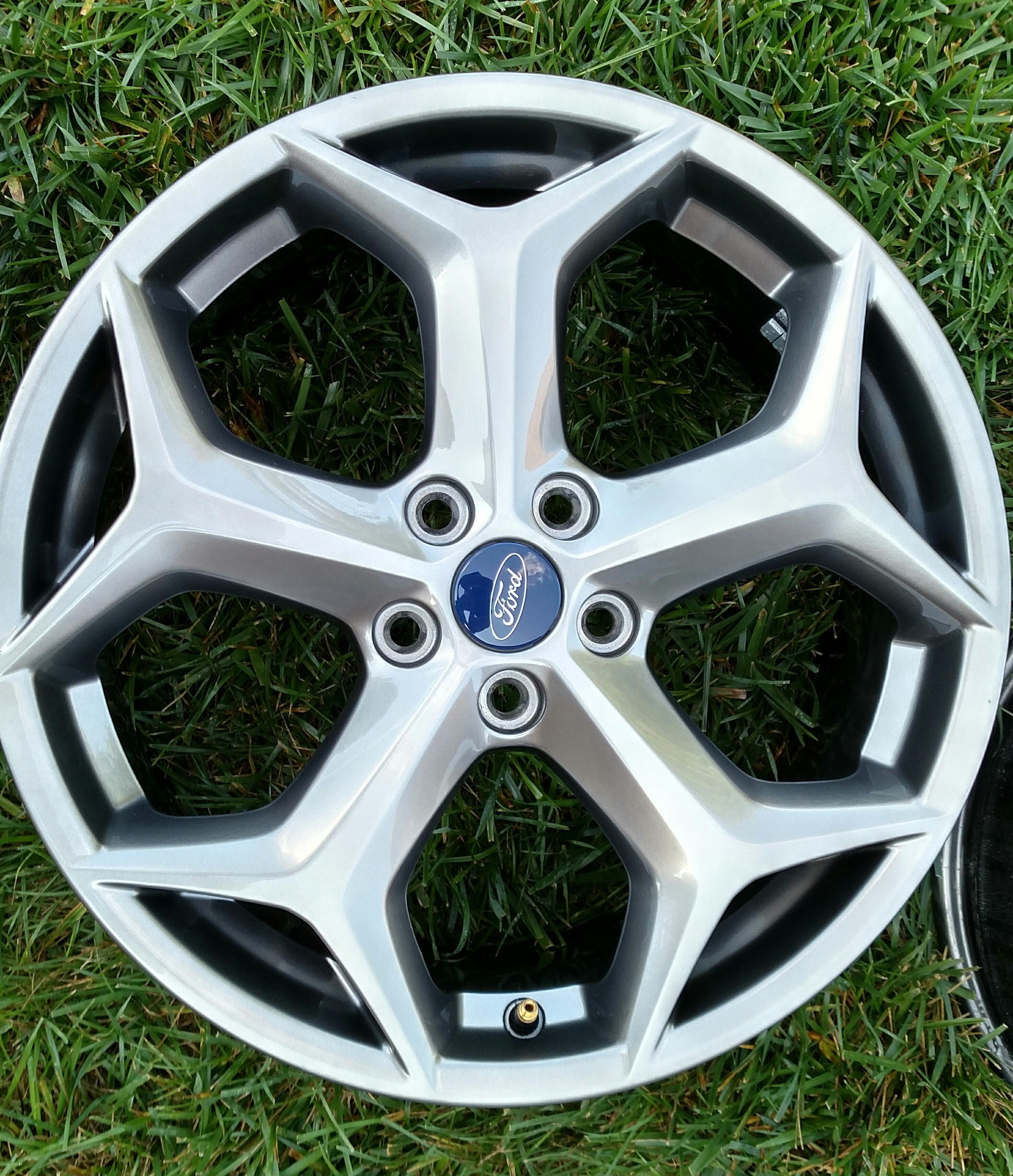 Used Ford Focus St For Sale >> OEM Rado Grey Snowflakes Wheels