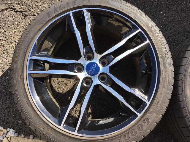 Focus St Parts >> FS: 2016 Focus ST OEM Premium Wheels/TPMS/Tires an Center Caps