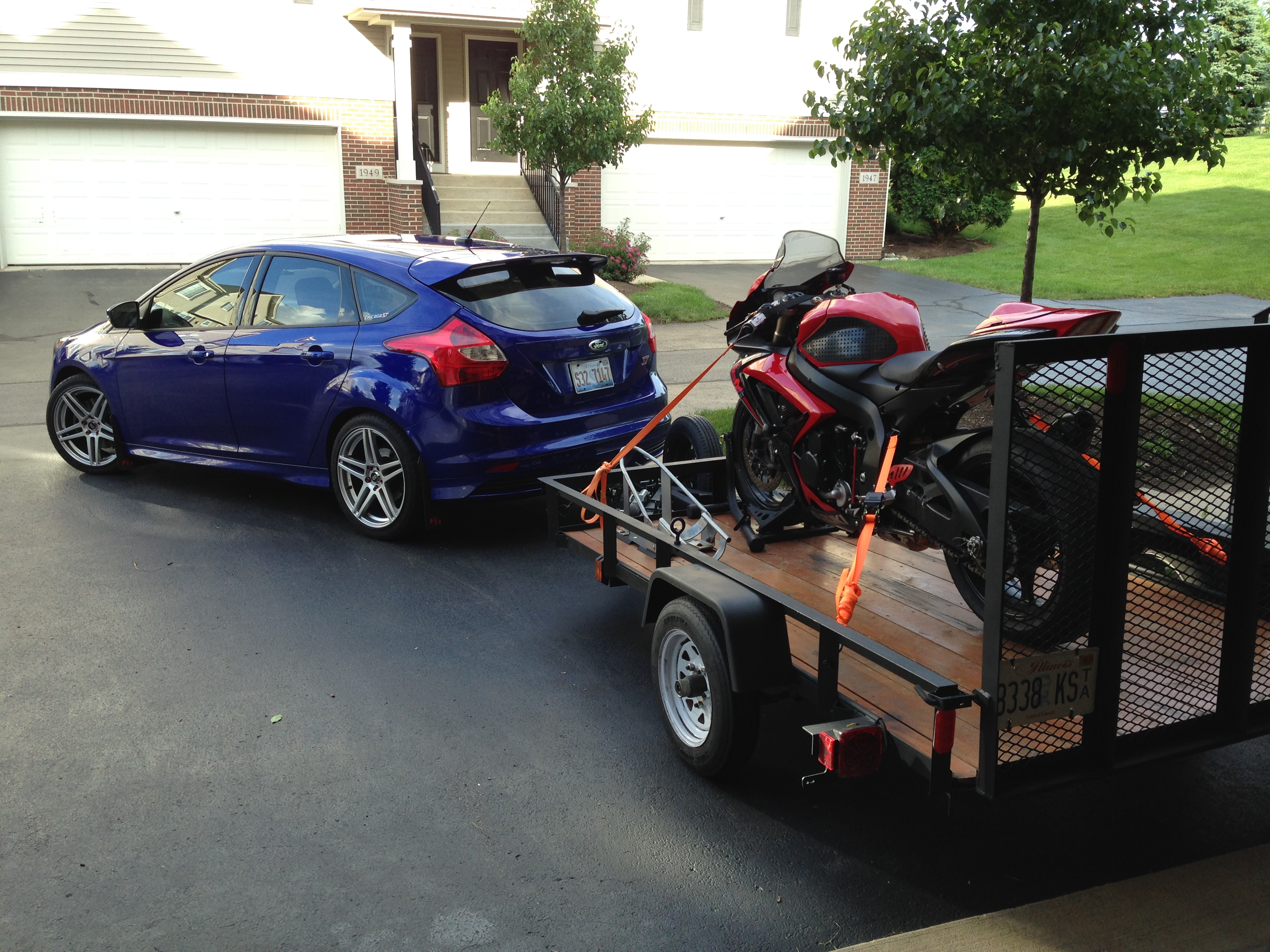 Focus St Towing >> Towing Thoughts Experiences Are There Any
