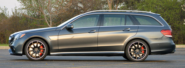 2014 Mercedes E63 Amg Wagon One Sexy Wagon For Wagon Lovers