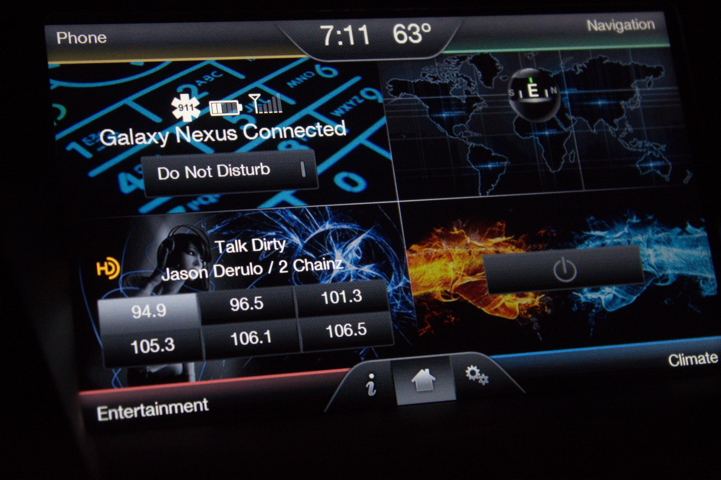 Focus St Tune >> The My Ford Touch(MFT) Screen Wallpaper Thread - Page 25