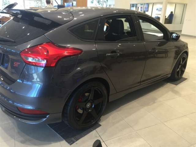 name new 2015 ford focus st_id126317310_ojpg views 16484 - 2015 Ford Focus St Magnetic Metallic
