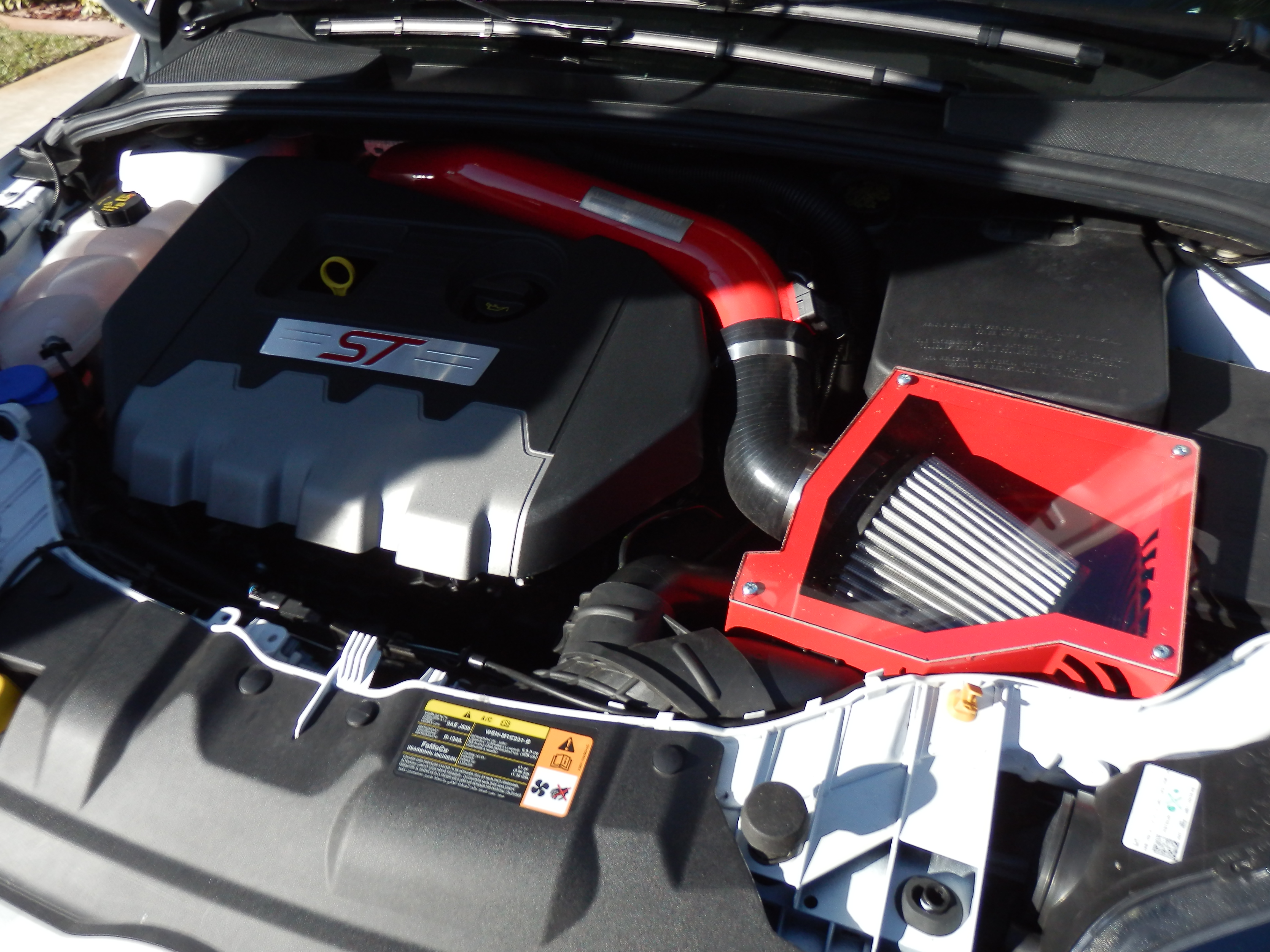 Ford Focus St Cold Air Intake >> Cp E Ford Focus St Aintake Intake System Release Page 16
