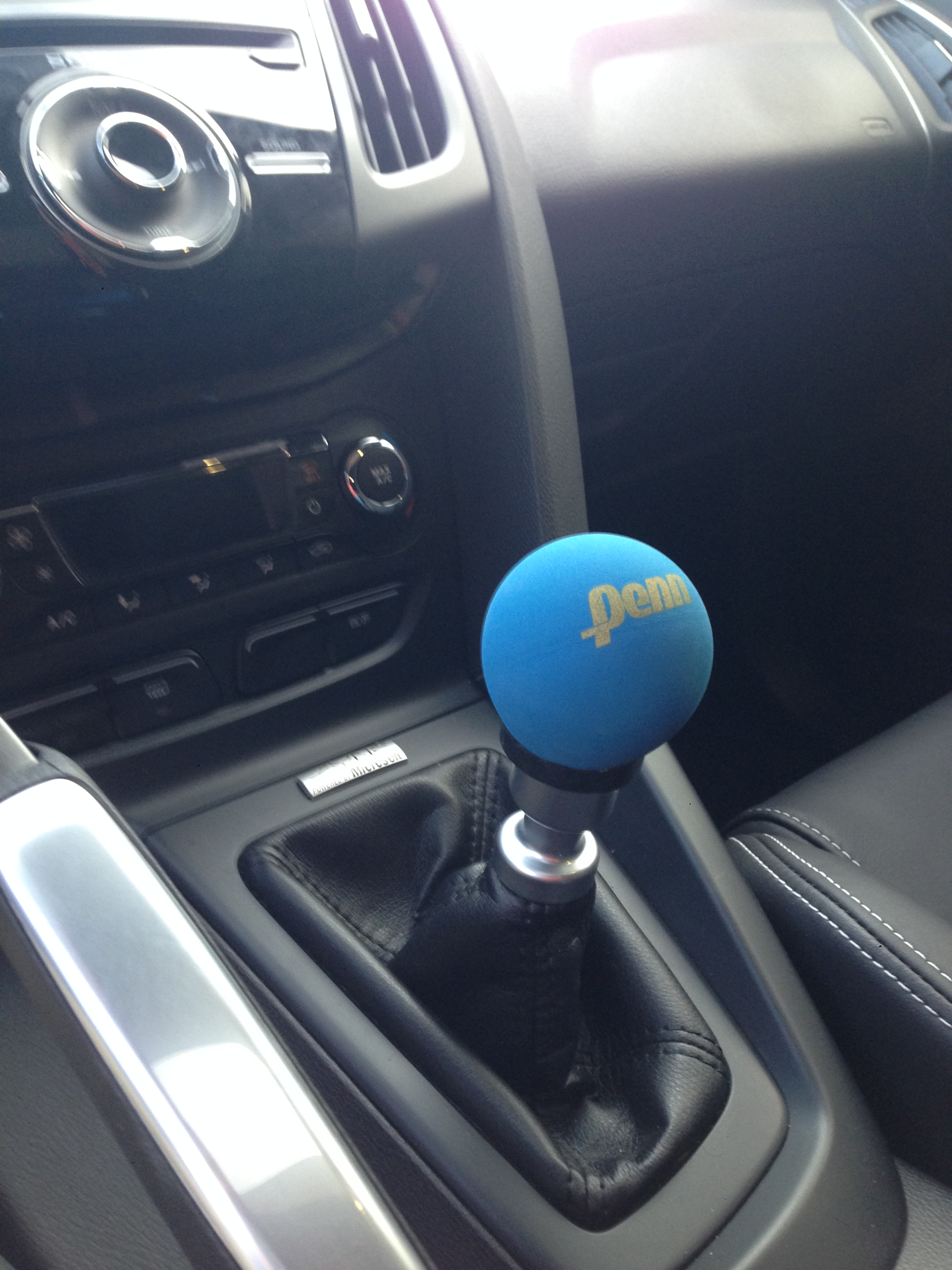 d custom shift knob photo 1 g