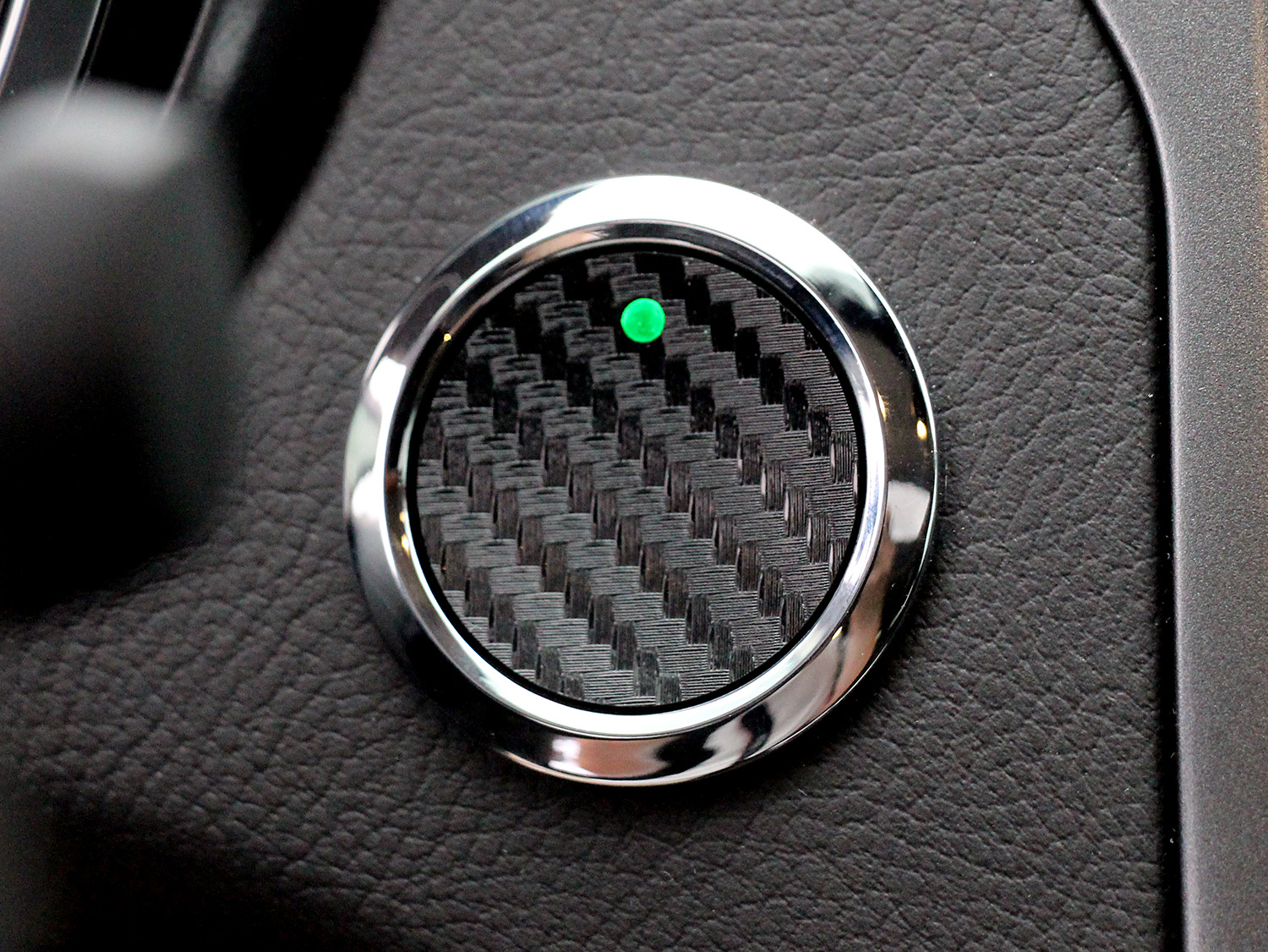 Can Someone Measure Their Push Start Button For Me
