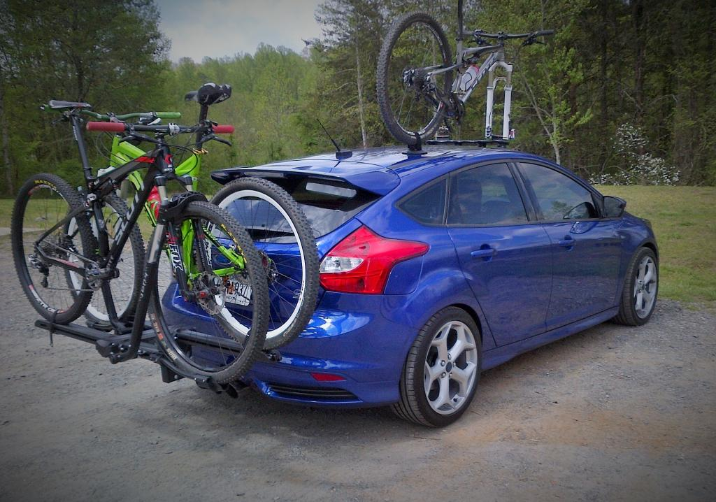 Focus St Receiver Hitch - The Fun Shouldn U0026 39 T End When The Road Does