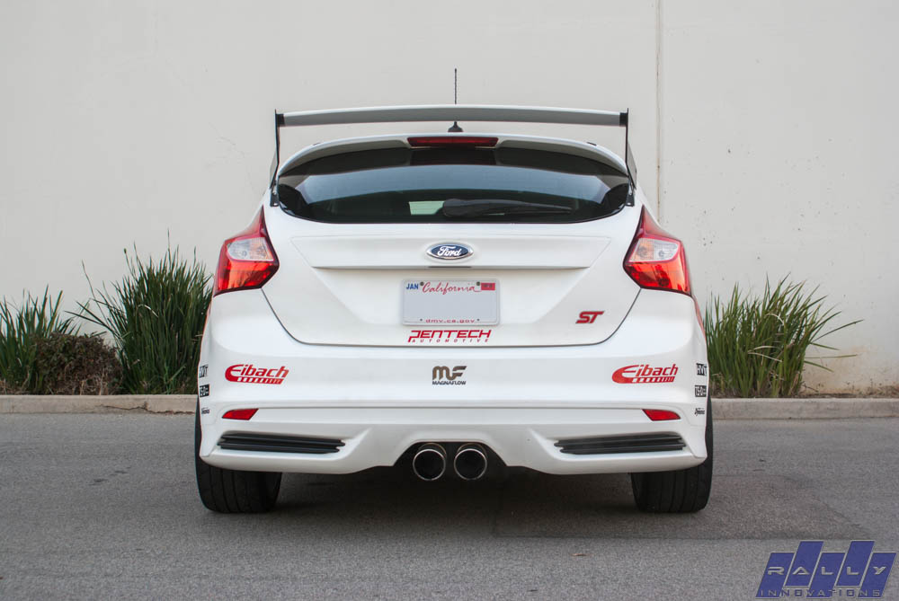 Focus ST GT Style Spoiler - Page 2