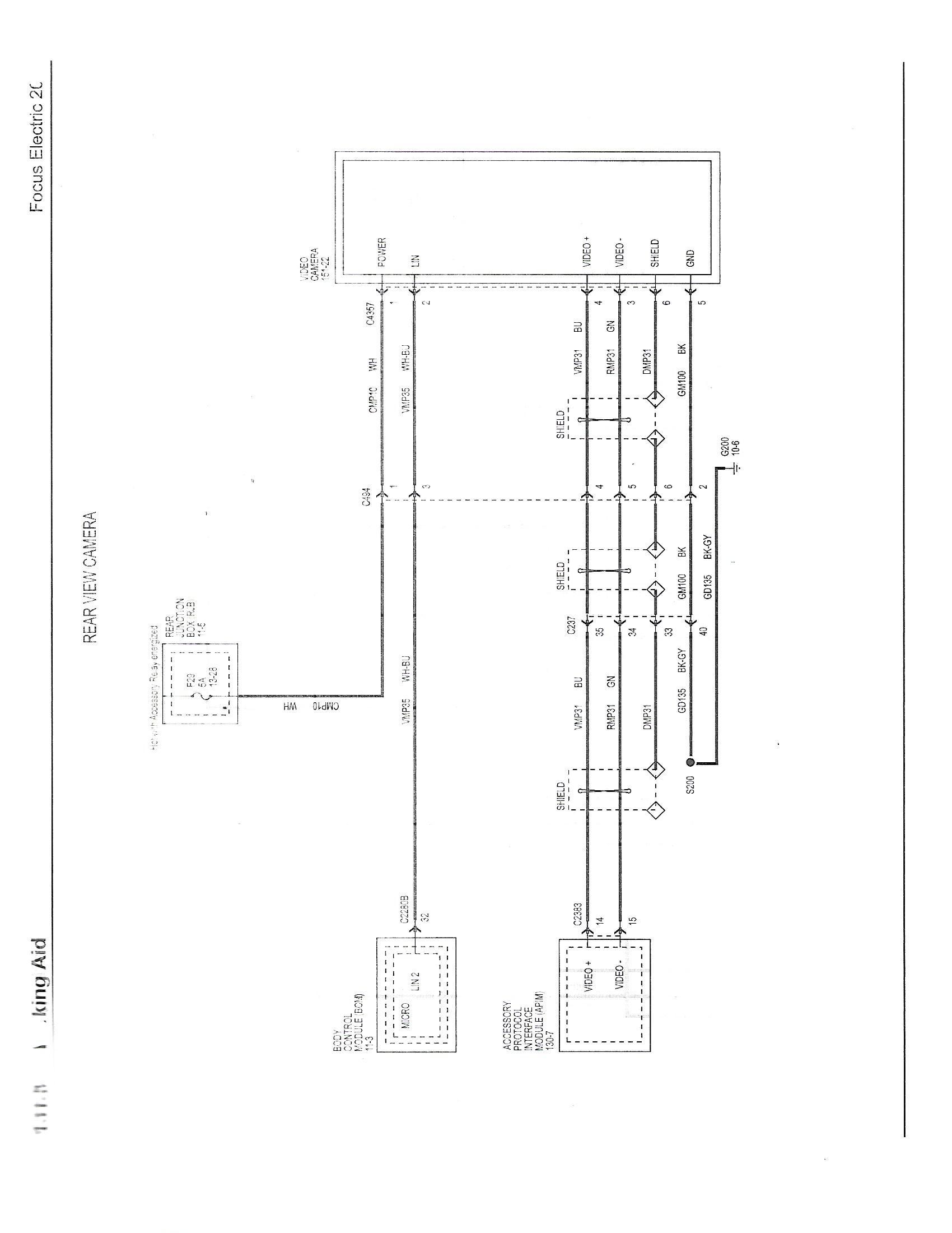 accessory protocol interface module