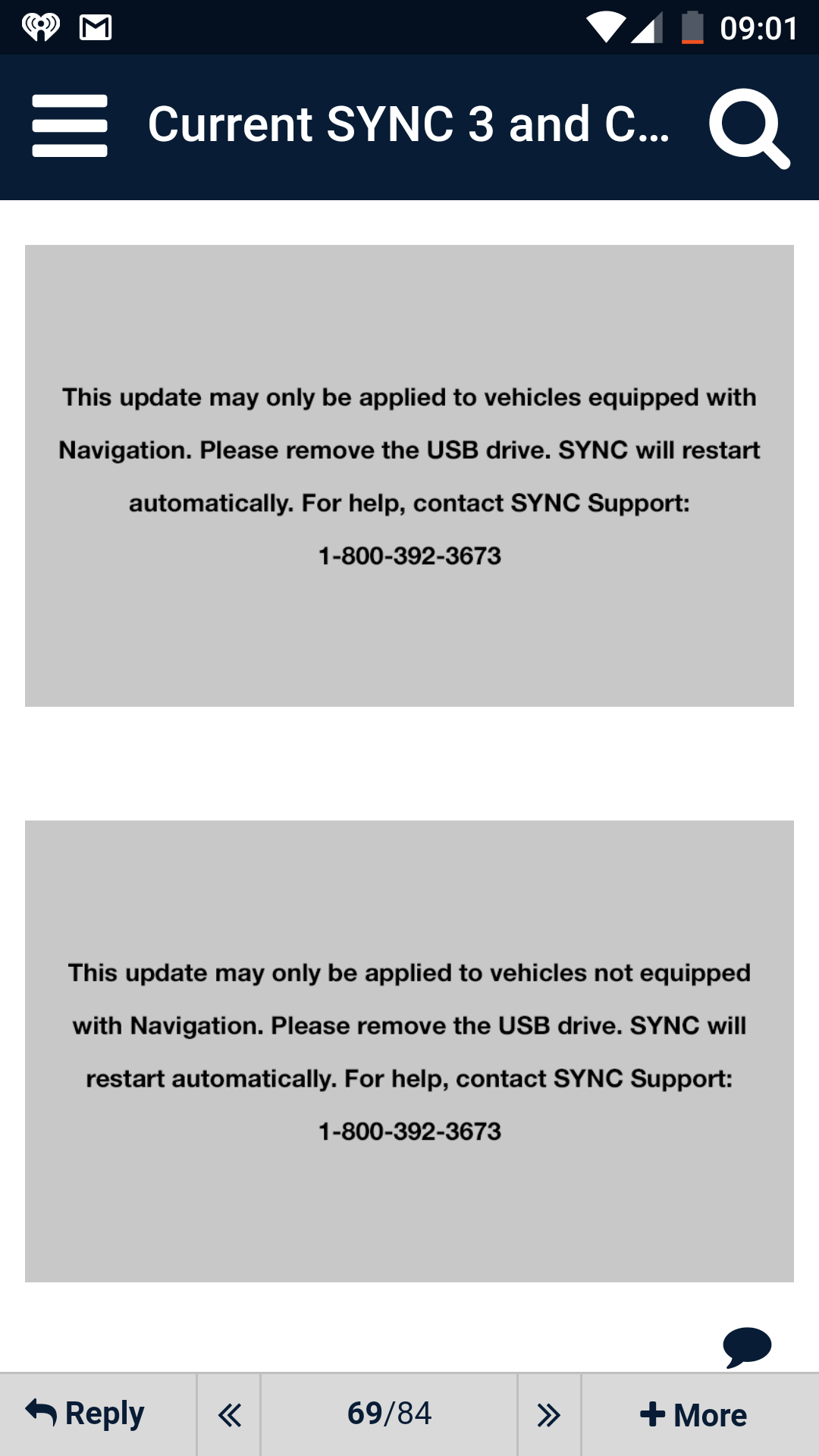 Ford T Charge For Apple Car Play Upgrade On Sync 3 2016