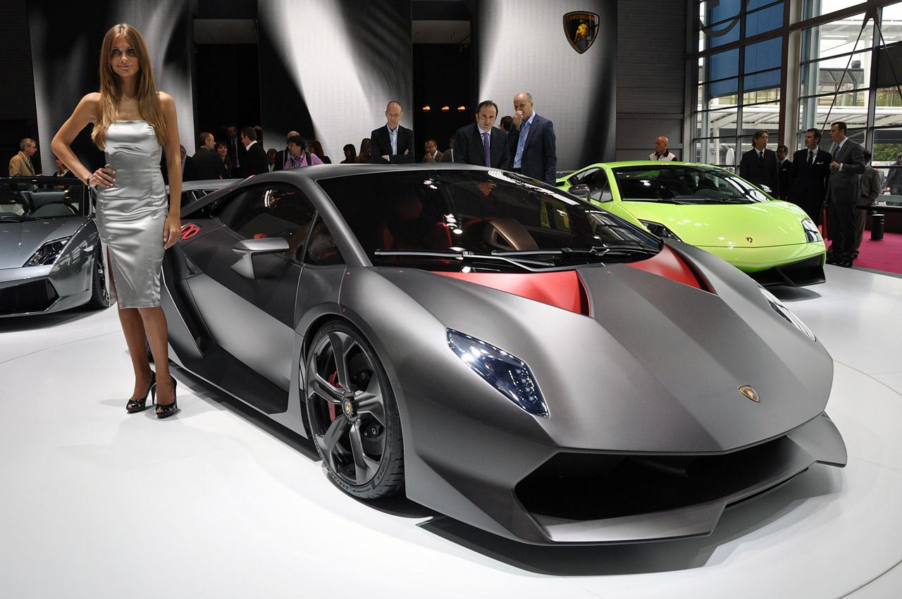 Focus St Vs Lamborghini Sesto Elemento