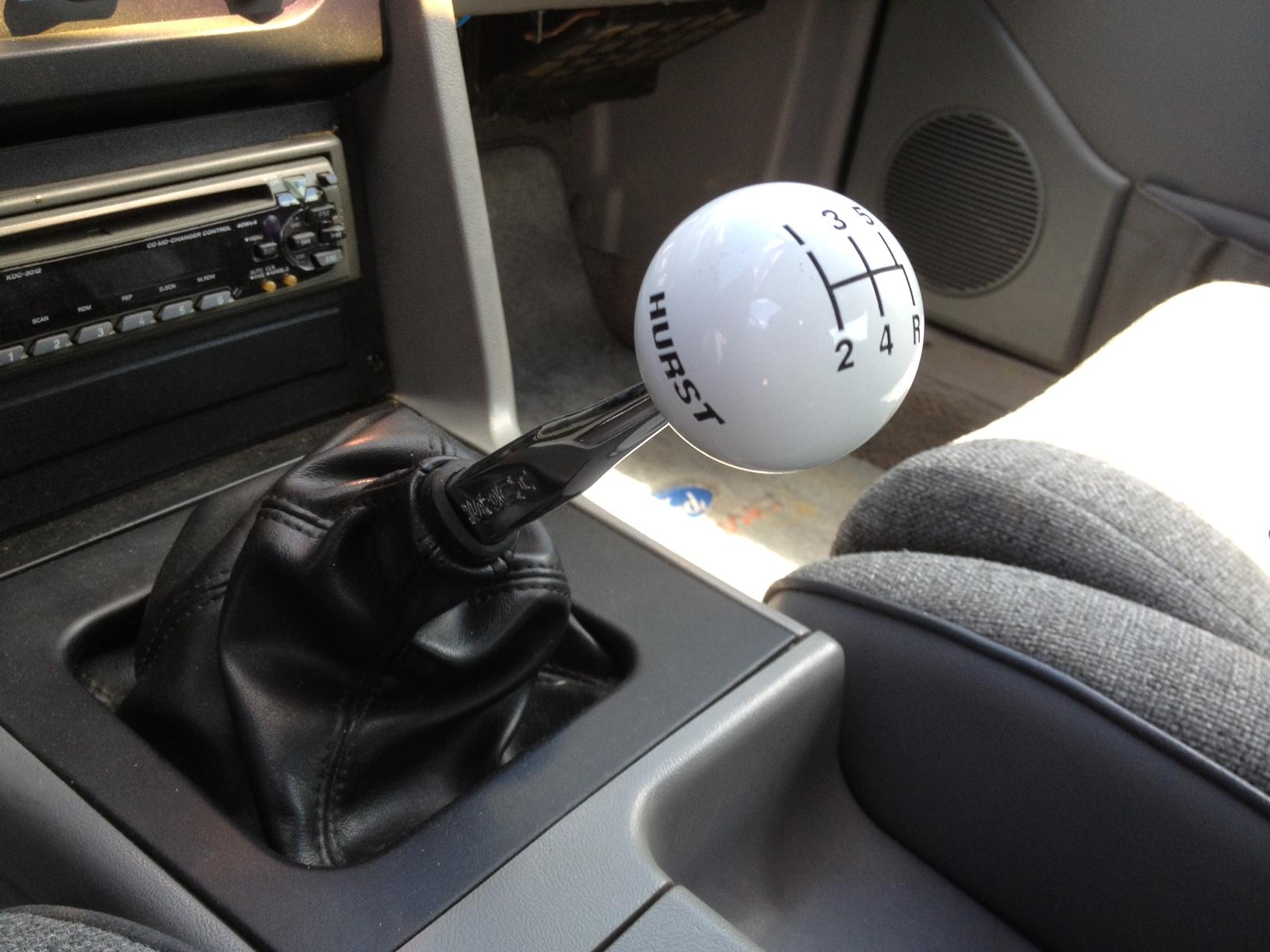 Fucking car gearbox shifter handel - 2 8