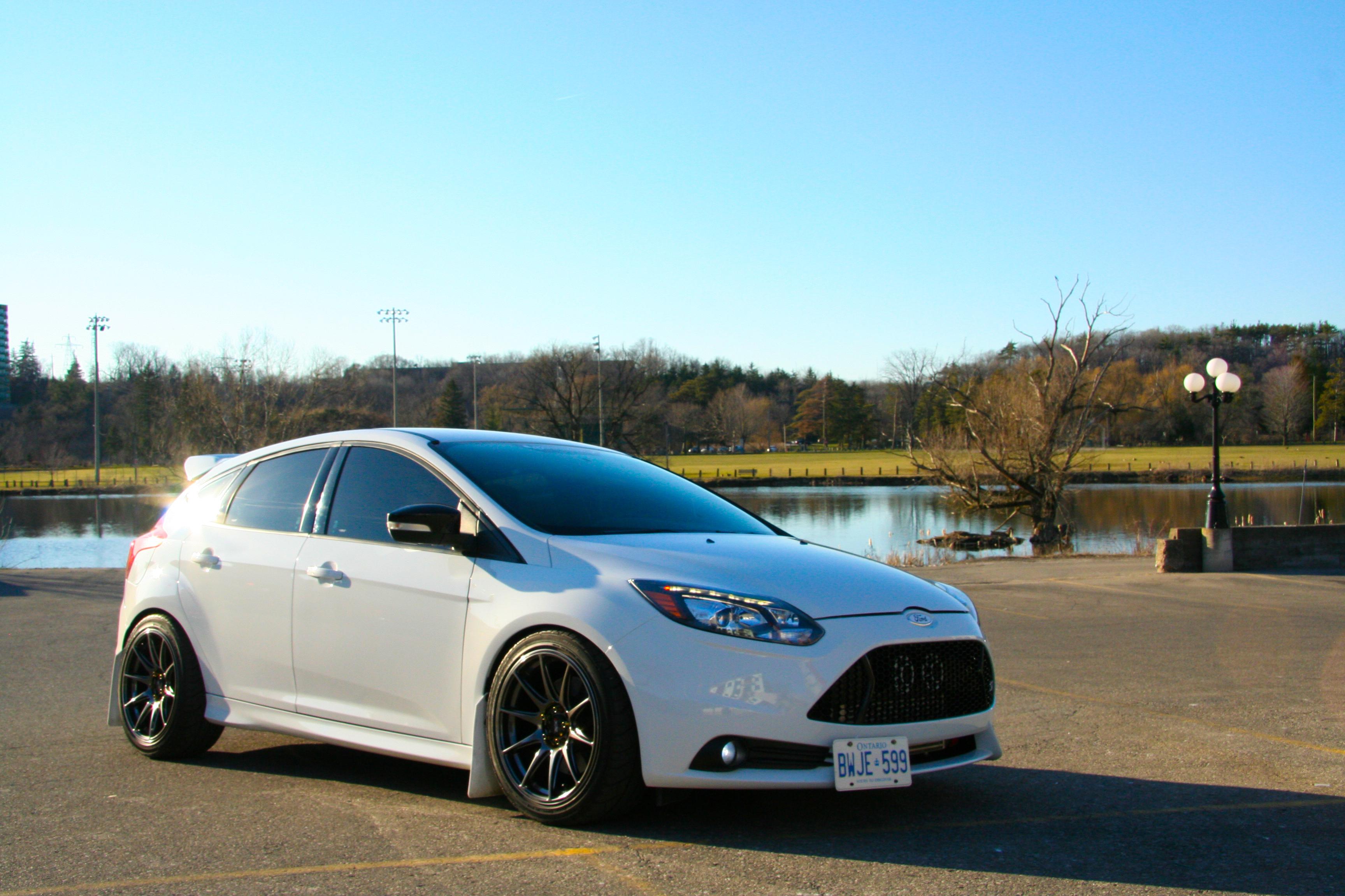 Focus St Wheels >> 18x8.75 +35 - xxr 527