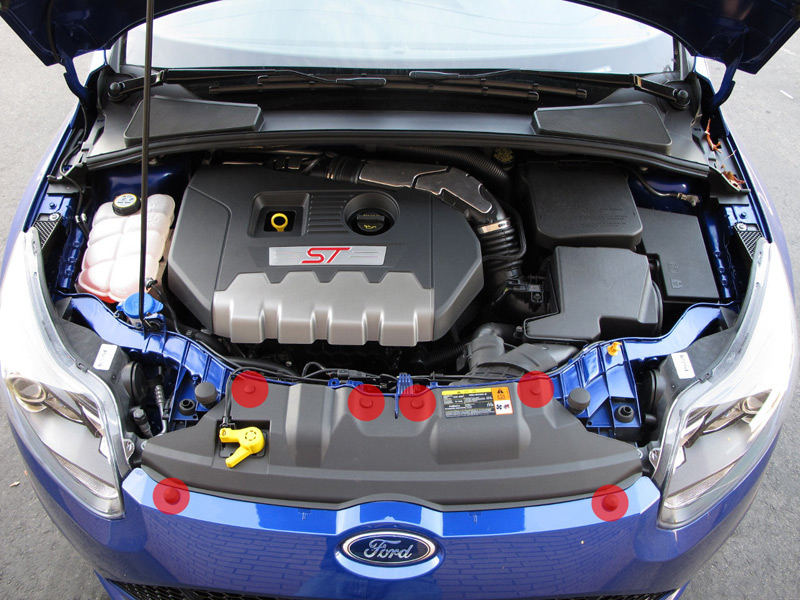 Ford Focus St Cold Air Intake >> Ford Racing Cold Air Intake Review Page 24