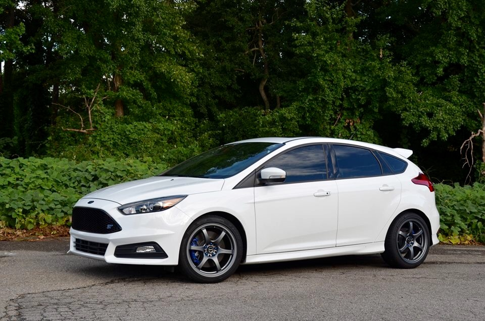 Dsg Mustang >> April 2016 Focus ST of the Month Contest (Aftermarket Wheels) - Page 3