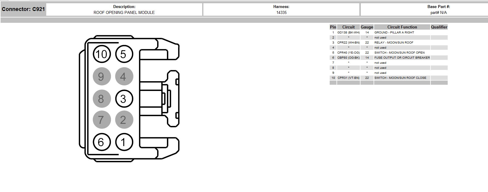 2008 ford fusion bumper diagram html