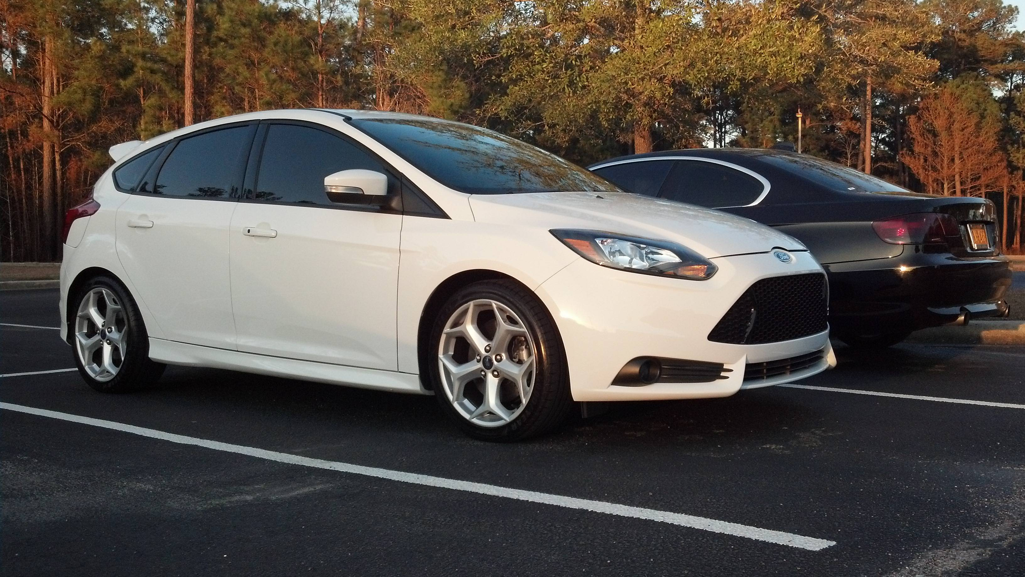 name t4wsclajpg views 6734 size 7637 kb - 2015 Ford Focus St White
