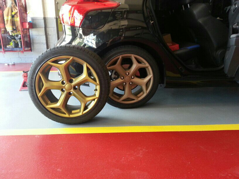 Vintage Gold To Gold Metalizer Plasti Dip