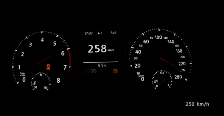 VW Golf 7 GTI Performance Acceleration and Top Speed Tests