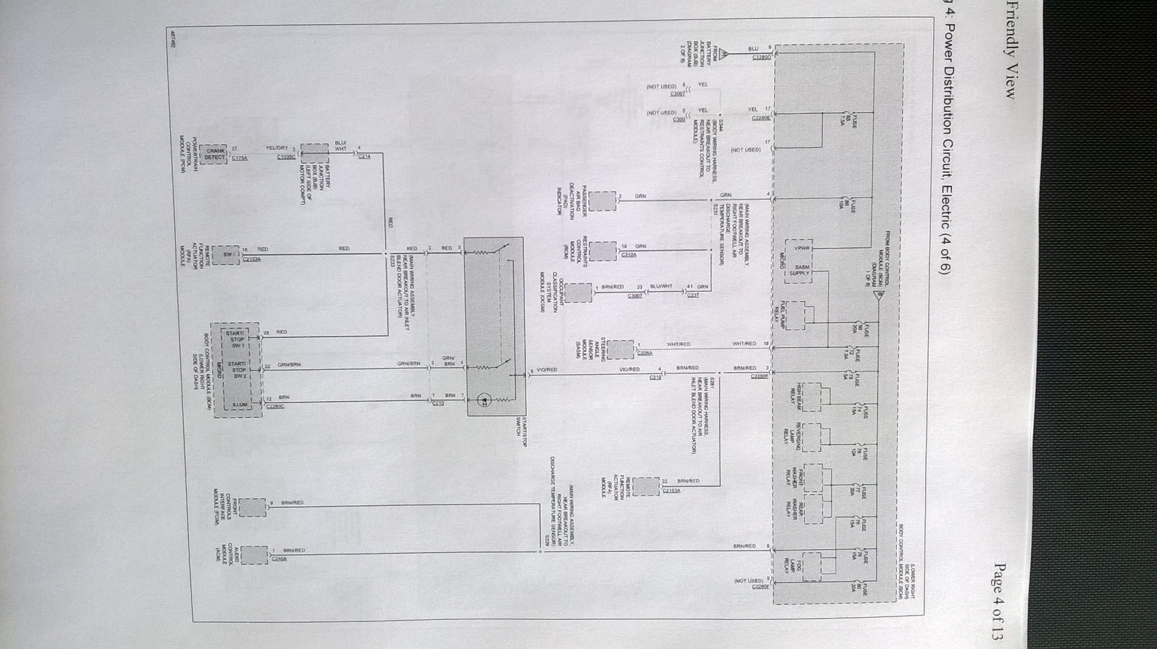 2015 Focus St3 Wiring Diagram Ford Focus St Forum