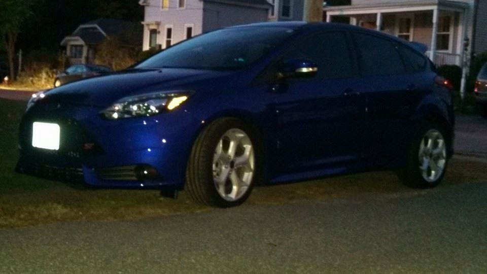 Showcase cover image for 13PBST3MOON's 2013 FORD FOCUS