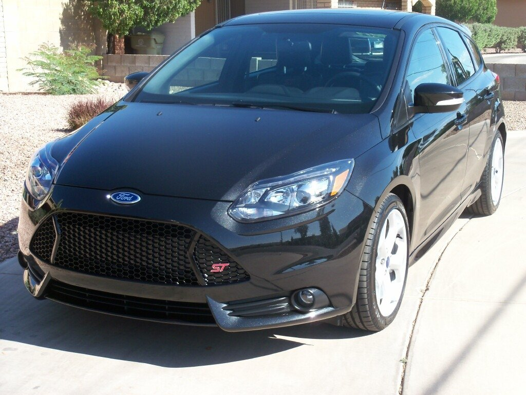 Showcase cover image for 2013 Ford Focus ST3