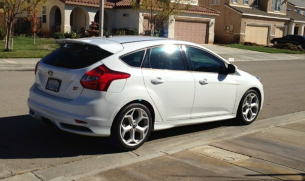 Showcase cover image for arceneaux29's 2013 FORD Focus ST