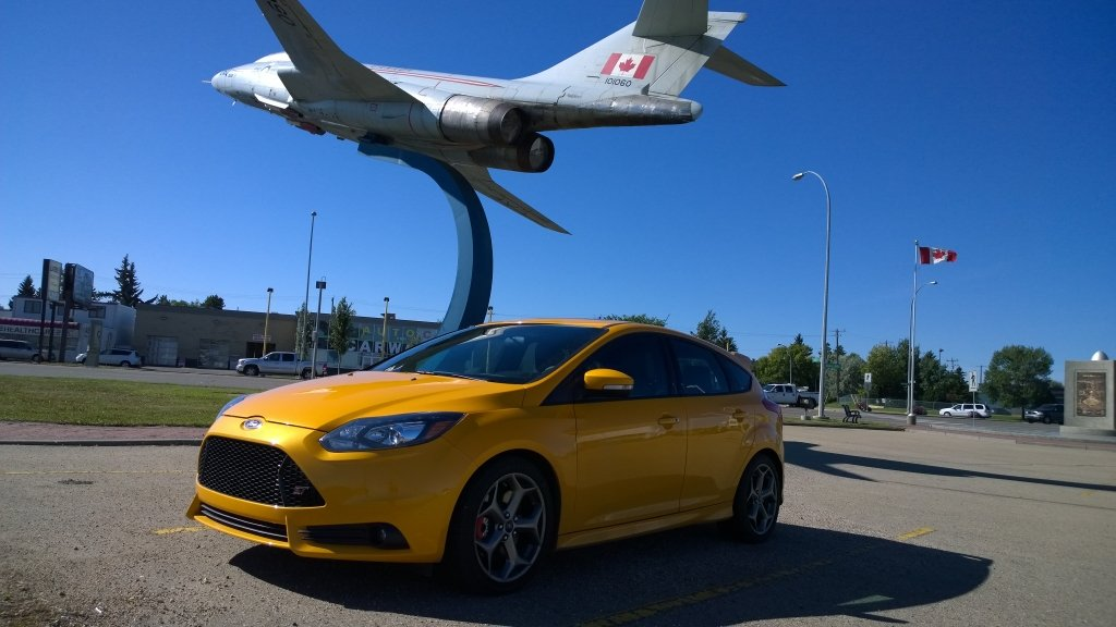 Showcase cover image for Axim's 2014 Ford Focus ST