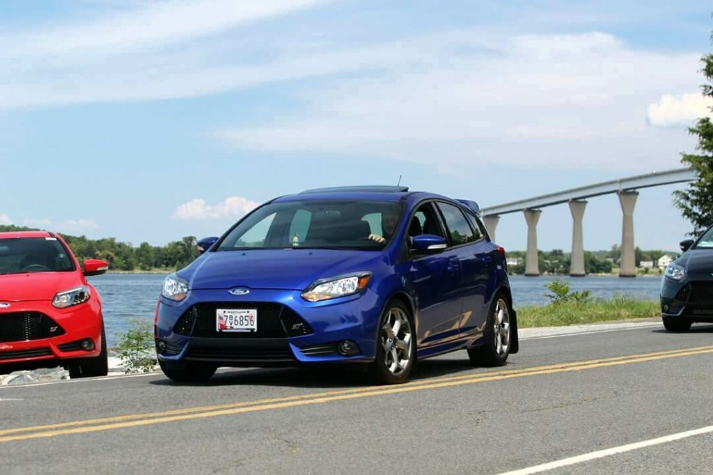 Showcase cover image for MooseknuckMD's 2014 FORD Focus ST