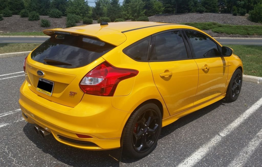 Showcase cover image for TSK068's 2013 Ford Focus ST