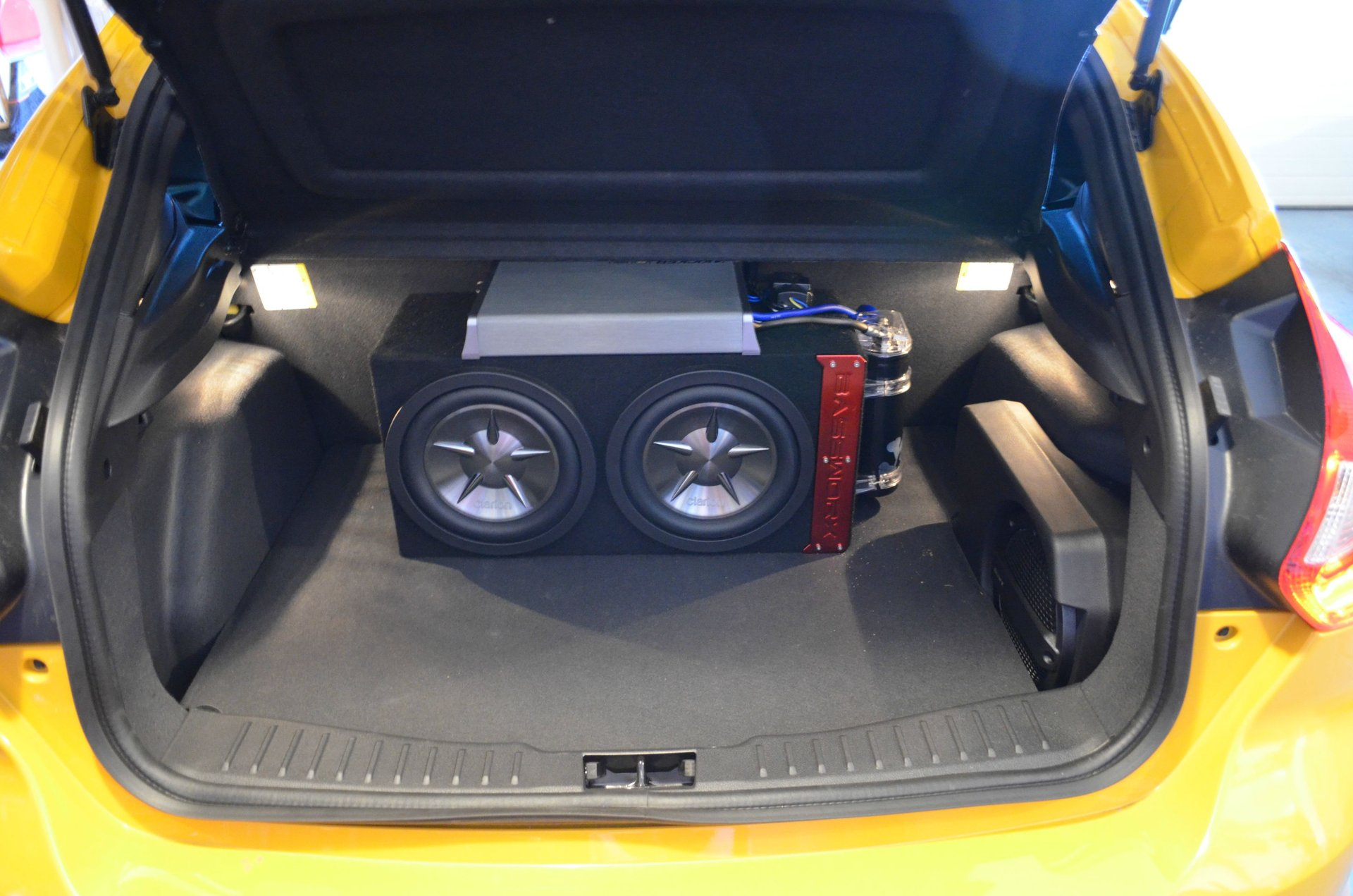Subwoofer Box Shape and Size | Ford Focus ST Forum