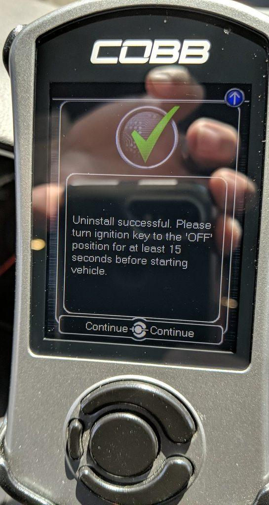 Cobb AP with Accesstuner software | Ford Focus ST Forum