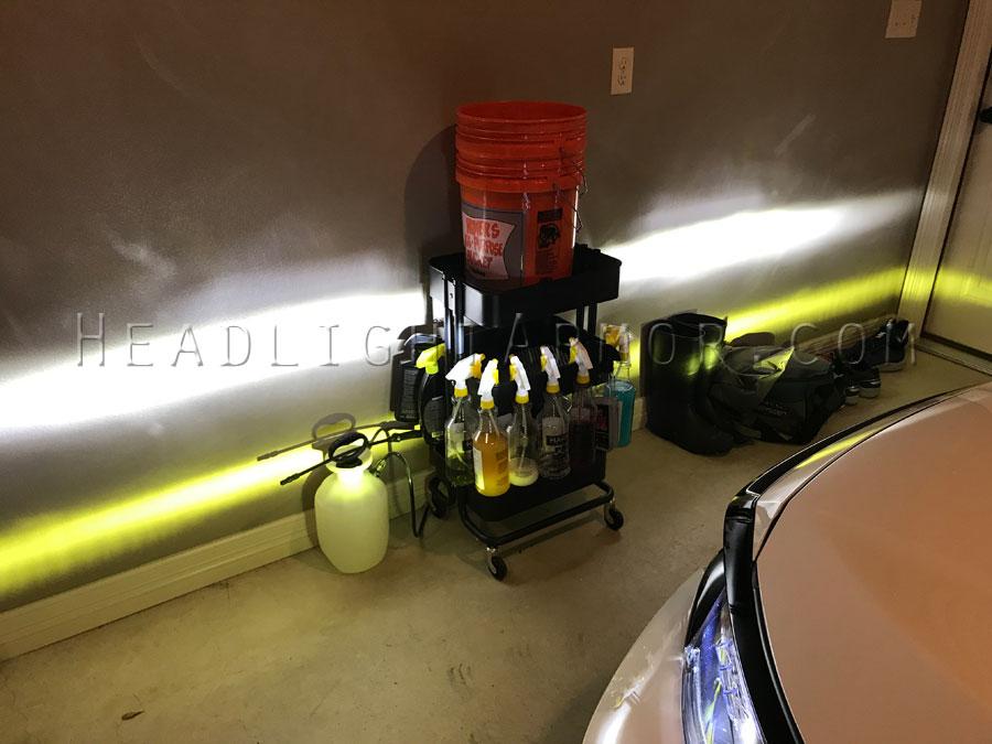 Headlight Armor Headlight & Fog Light Protection Kits for